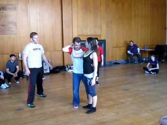 The Cracker Barrel Swing Dance Aerial