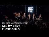 Why Dont We • Anniversary Event (All My Love and These Girls)