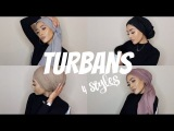 MY MOST WORN TURBAN STYLES | Hijab Tutorial | MishaArtistry