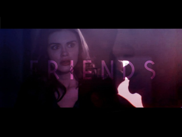 -friends. [fem!Harry and Draco]