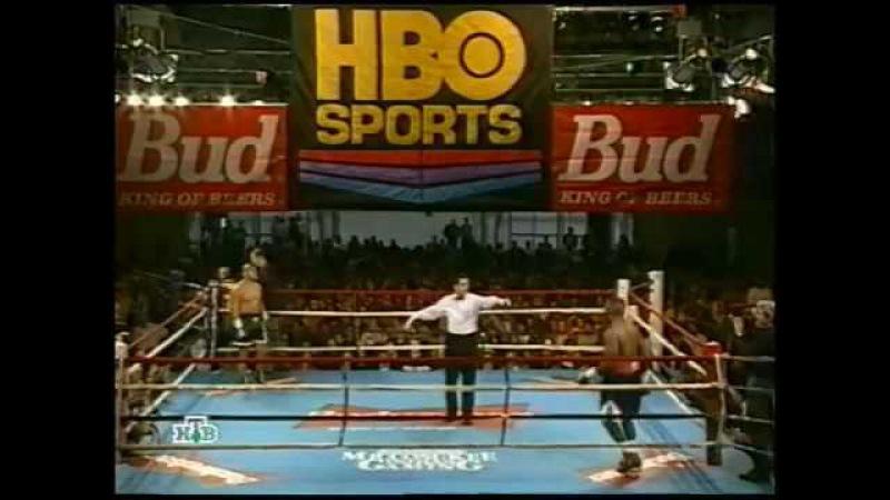 David Tua vs Hasim Rahman I (НТВ Спорт) [19.12.1998]