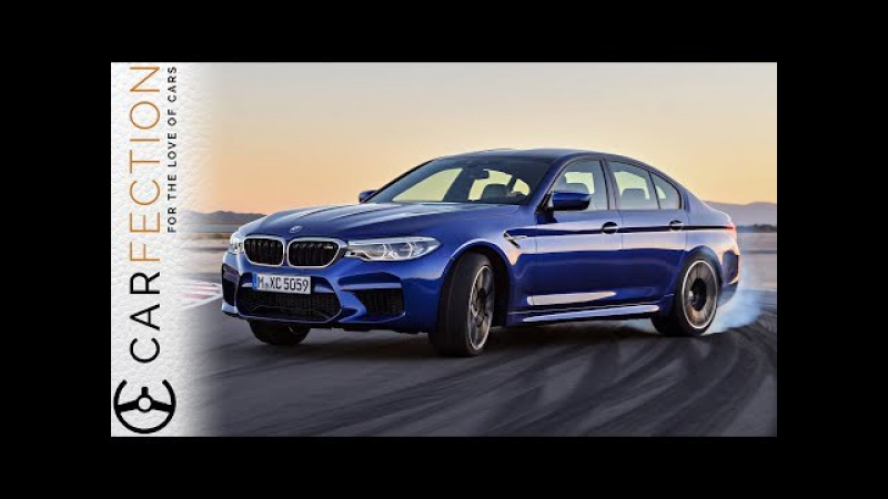 NEW 2018 BMW M5: Still A Sideways, Rubber Burning Beast - Carfection