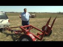Haul hay the easy way with the 2EZ-ONE bail mover at GoBob Pipe Steel Sales