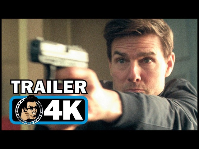 MISSION IMPOSSIBLE 6: FALLOUT Official Trailer (4K ULTRA HD) Tom Cruise Action Spy Movie