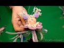 Fior Fiore d'angelo tutorial by CraftOnLine