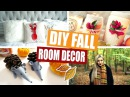 DIY Tumblr Fall / Autumn Room Decor ♡