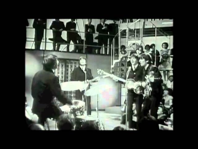 Beatles : Shout! : live TV performance : rare