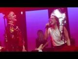 Shirley Manson and Fiona Apple -