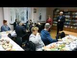Владимир Ефимов на Юбилее общества Корни