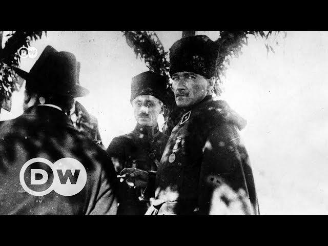 Atatürk 100 yıl önce Almanya'daydı - DW Türkçe