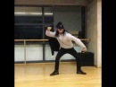 Les Twins Laurent dancing Locking (LauKing) at Nick Marianos Dance Factory (Athens, Greece)