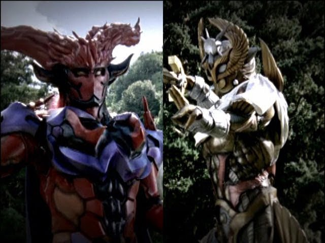 Power Rangers Mystic Force - Heir Apparent - Leanbow and Daggeron's History (Episode 22)
