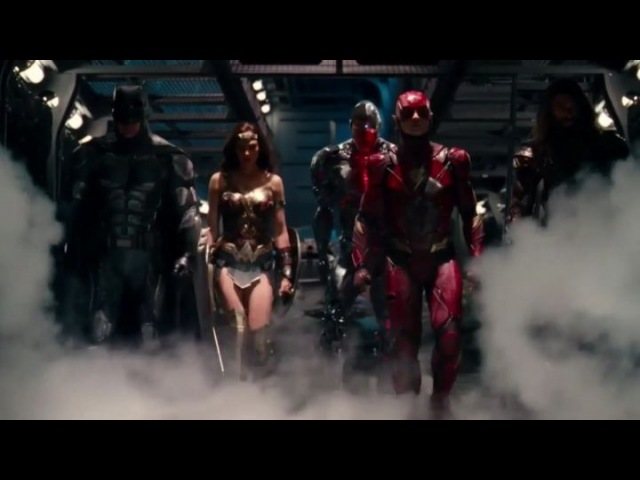 Justice League Final Battle WITH Cartoon's Main OST