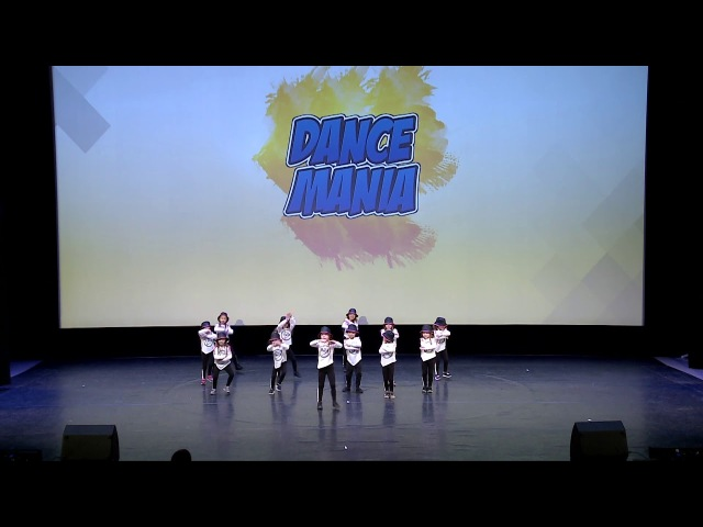 DANCE MANIA Twix Team
