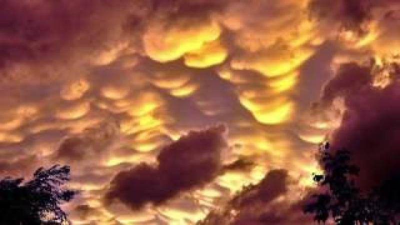 Виды облаков | Types of clouds