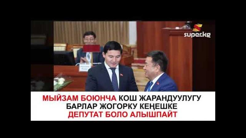 Казакстанда кармалган Кыргыз депутатынын кош жарандыгы ачыкталды
