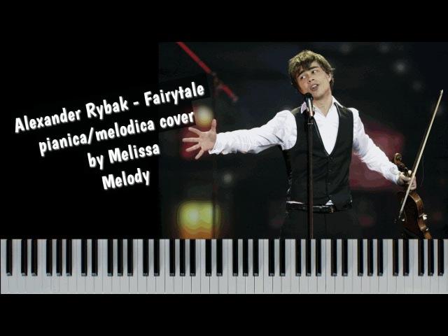 Alexander Rybak Fairytale PIANICA MELODICA COVER