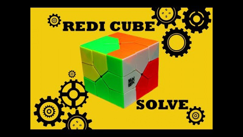 Redi Cube Solve