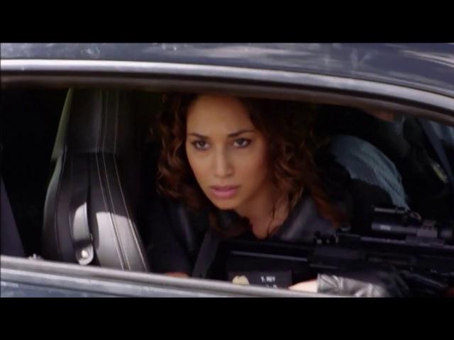 Hawaii Five-0: Meaghan Rath as Tani Rey (8.02) Blue Stahli - Headshot