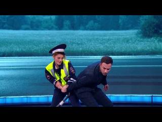 Comedy Woman: Старший инспектор ГИБДД Наталья Бороденко из сериала Comedy Woman - 6:10