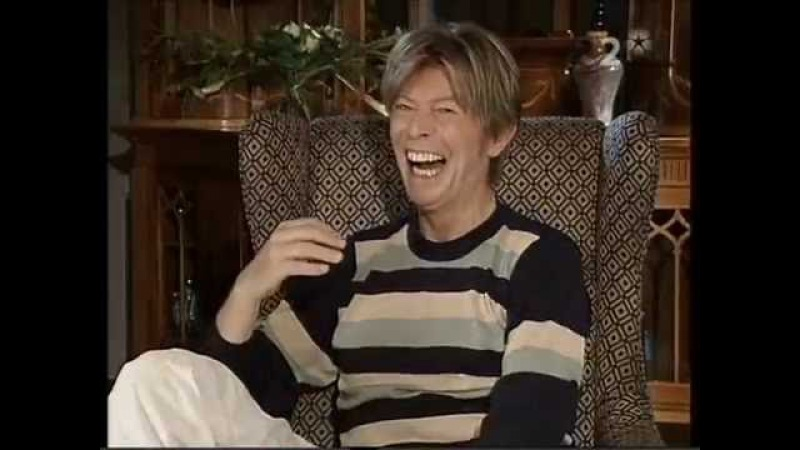 David Bowie 2002 interview ....about `Life on Mars?´