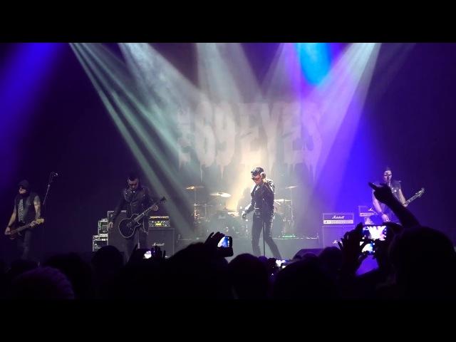 [Cheap Sunglasses] The 69 Eyes - Live @ Black Box, Helsingin Jäähalli, Helsinki 27.12.2017