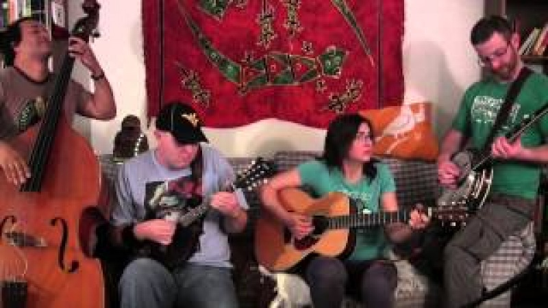 Velvet Underground - White Light/White Heat: Couch Covers by The Student Loan Stringband