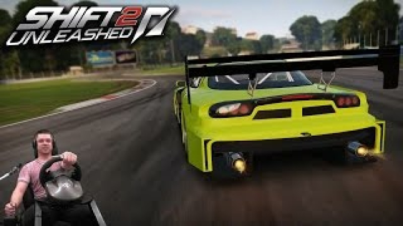 Заряженная Рыкса VS Хачироку Need For Speed Shift 2 Unleashed