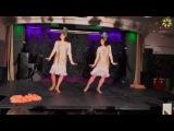 Swing. Постановка и исполнение Ксения Андрианова и Елена Гришина