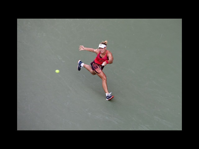 2017 Toray Pan Pacific Open Day 1 | Shot of the Day | Angelique Kerber
