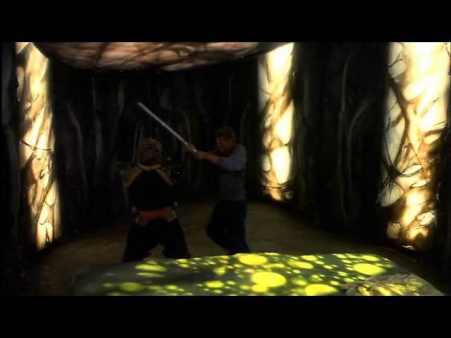 Babylon 5 - Holding out for a hero (John Sheridan)
