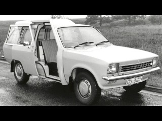 Opel Kadett Caravan Postbil C '1975