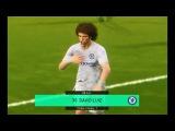 Everton vs Chelsea   David Luiz Long Free Kick Goal & Full Match 2017/2018   Gameplay PES 2018