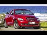 Chrysler PT Cruiser Convertible AU spec PT