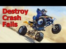 ATV Quad DESTROYED - Fails and Crashes
