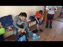 01.12.2016 г. Благотворительная экспедиция в детский дом г. Салавата