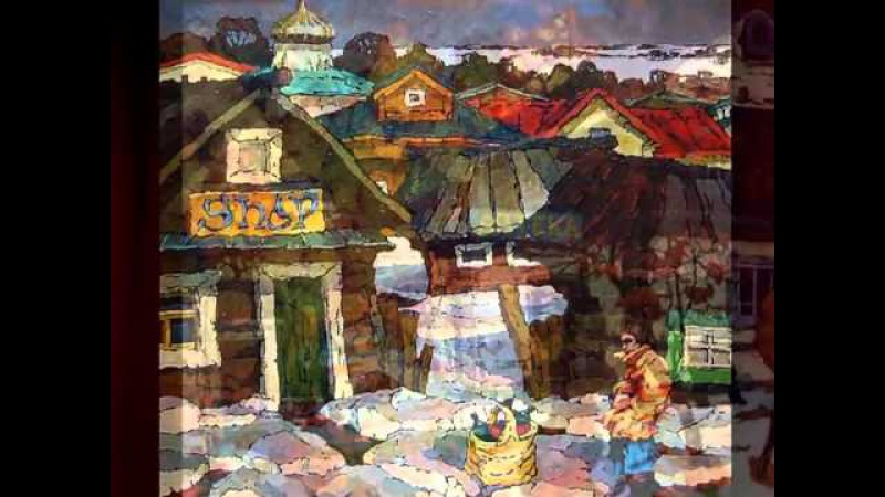 Валерий Веселовский Valery Veaelovsky