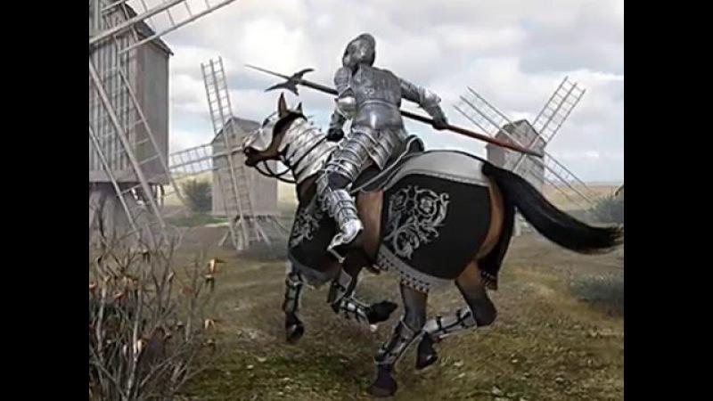 Os Mutantes - Dom Quixote