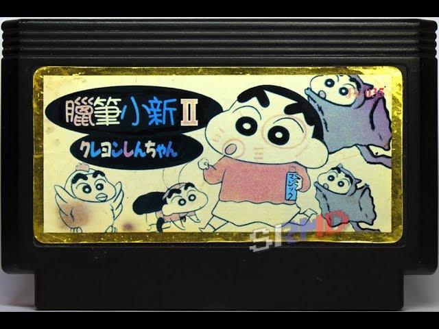 Crayon Shin Chan II (JY-035; Bio Miracle Bokuette Upa hack) [Bootleg Famicom Games] » Freewka.com - Смотреть онлайн в хорощем качестве