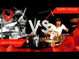 John Bonham vs Keith Moon