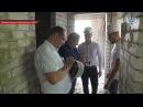 В Ждановке строится новый жилой дом для пострадавших от войны