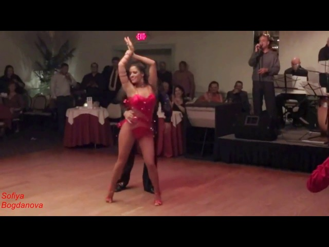 Алмас Багратиони - *Озорная девчонка* Танцуют Eddie Torres and Shani Talmor