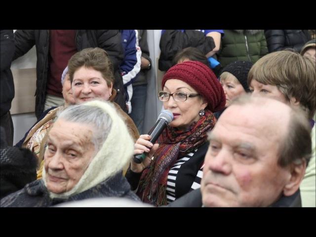 Публичные слушания в поселке Барвиха по проекту Генерального плана