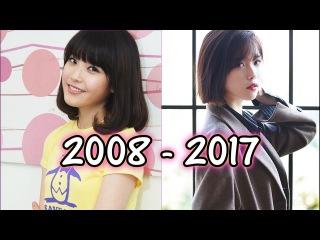 IU 아이유 EVOLUTION 2008 - 2017