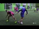 Видеообзор 10.12.2017 (Метро Сокольники). Любительский футбол
