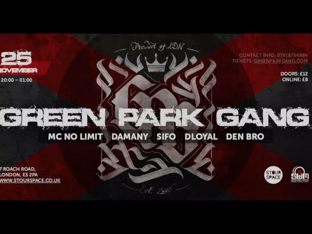 Mufasah x Damany The main event GPG Live приглашение
