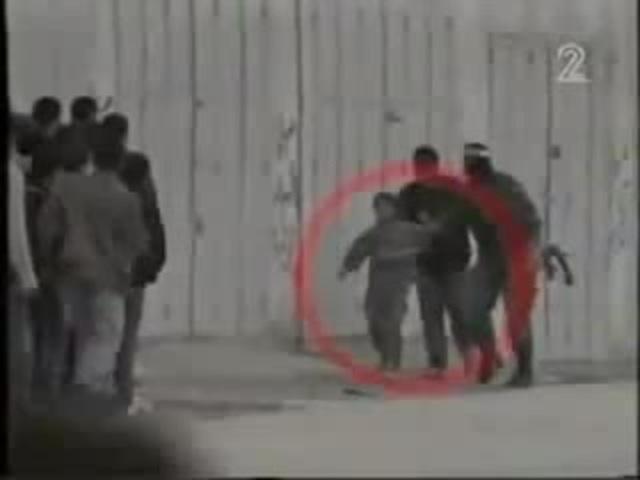 Hamas using children as human shield