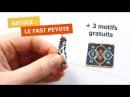 Astuce Tissage de perles en Fast Peyote