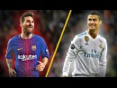 Cristiano Ronaldo vs Lionel Messi • Greatest Players of All time!