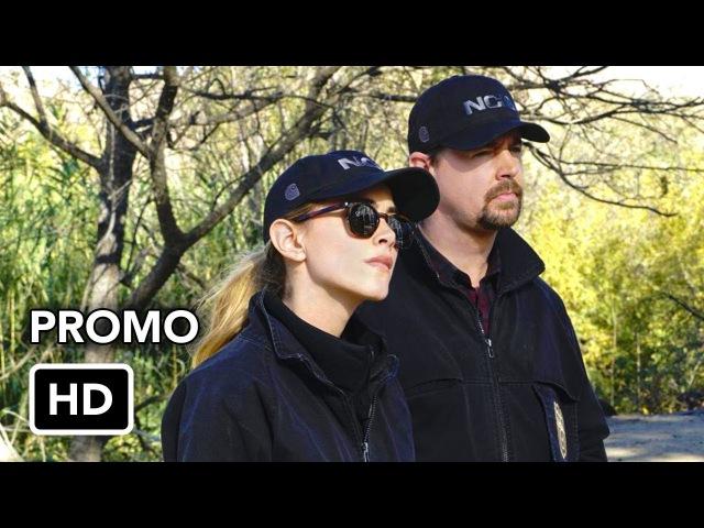 NCIS 15x13 Promo Family Ties (HD) Season 15 Episode 13 Promo